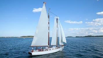 Classic Day Sail Aboard Adirondack III