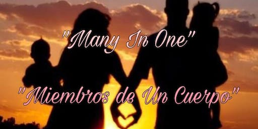 """Many In One"" Bilingual Family Retreat"