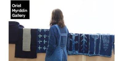 Textile season at Oriel Myrddin Gallery // Tymor Tecstilau yn Oriel Myrddin