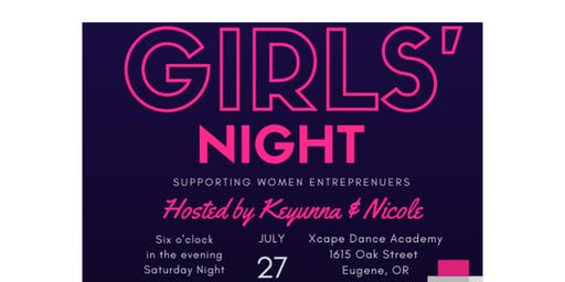 Girls Night Event @Xcape