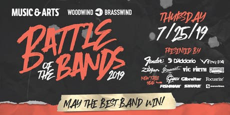 Music & Arts Battle Of The Bands tickets