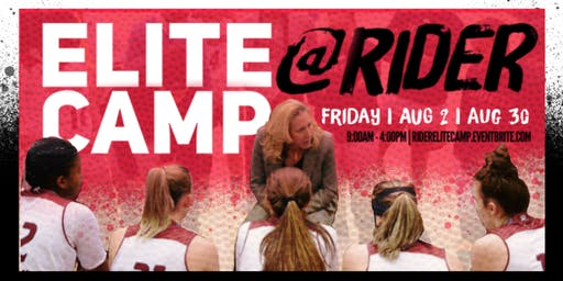 Donovan-Milligan Elite Camp @ Rider University