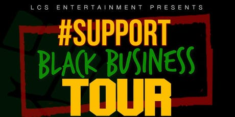 #SupportBlackBusinessTour Ohio tickets