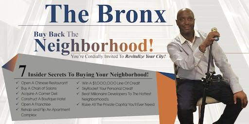 Buy Back Your Neighborhood
