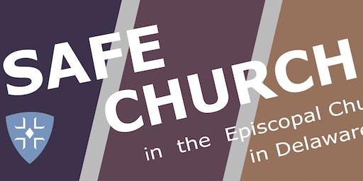 Fall Safe Church Training 2019
