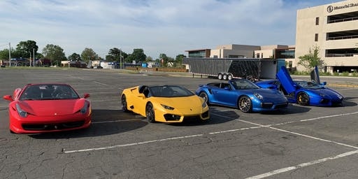 Supercar Driving Experience 2019 @ MetLife Stadium