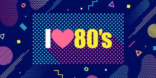 80's Bar Crawl