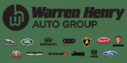 Warren Henry Auto Group's Automotive Technician Job Fair
