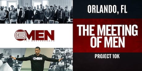 ORLANDO, FL - Meeting of MEN with Coach K (MEN ONLY) tickets