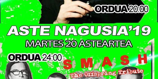 Suburbia (tributo GREEN DAY) + Smash (tributo THE OFFSPRING)