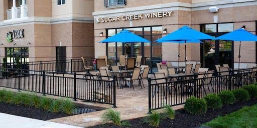Pure Barre & Sugar Creek Winery Pop-Up