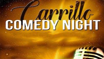 Carrillo Comedy Night