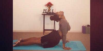 Yoga Love class