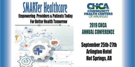 CHCA Annual Conference and Pre-Conference Trainings 2019 tickets