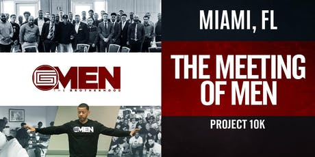 MIAMI, FL - Meeting of MEN with Coach K (MEN ONLY) tickets