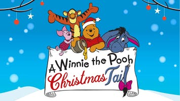 """A Winnie-the-Pooh Christmas Tail"""