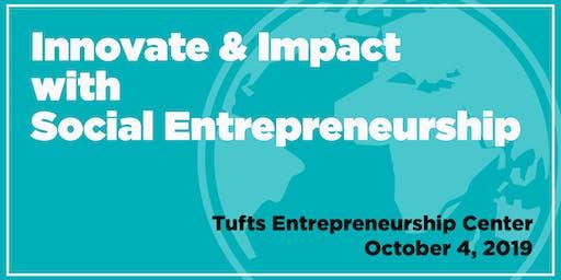 2019 Founder's Workshop: Innovate & Impact with Social Entrepreneurship