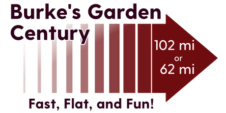 Burkes Garden Century Ride 2019 tickets