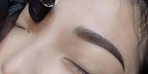 $2500/ 5Techniques of Eyebrows: Microblading, Inkjet Brow, Shading & Ombré, Correction Brows Color, Removal Brows