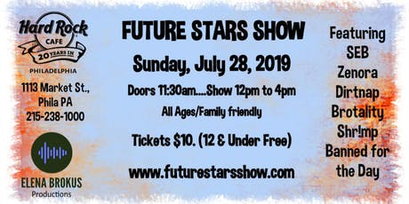 Future Stars Show tickets