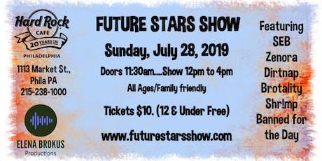 Future Stars Show tickets