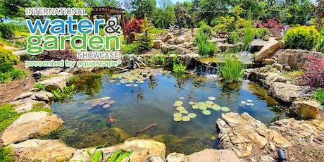 Water Garden Showcase Tour tickets