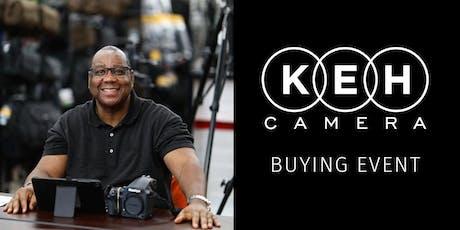 KEH Camera at Cardinal Camera- Buying Event tickets