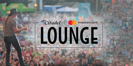 Citadel Mastercard Lounge tickets