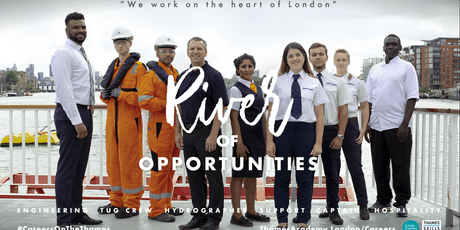 #CareersOnTheThames2019 tickets