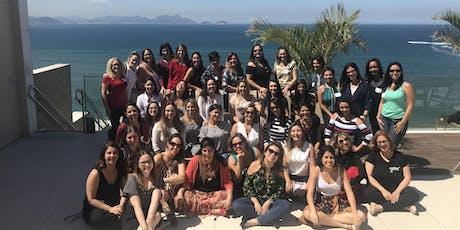 Certificação para pais e profissionais da saúde no Rio de Janeiro ingressos
