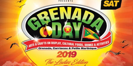 13th Annual Grenada Day 2019 tickets