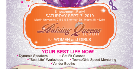 Raising Queens Summit 2019 tickets