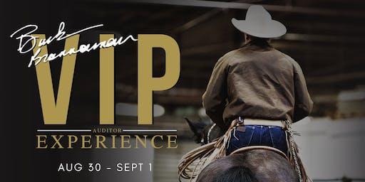 Buck Brannaman VIP Auditor Experience