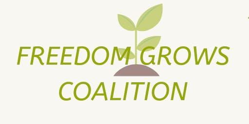 Freedom Grows Coalition Inaugural Meeting