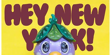 NYC Custom Toys & Art Group Show tickets
