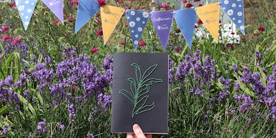 Crafternoon: Sew Together Mindfulness Journal Work