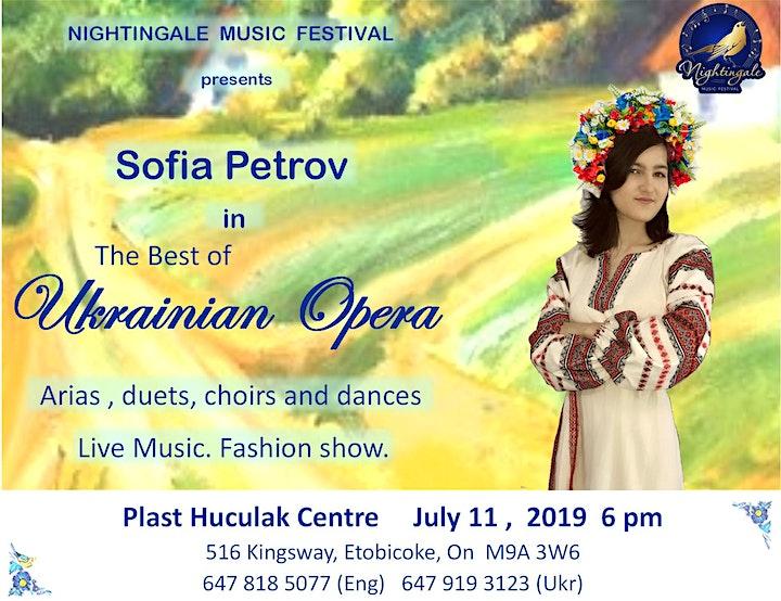 The Best of Ukrainian Opera image