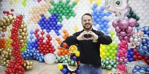 Curso de Balões Tiago Miguel - SP
