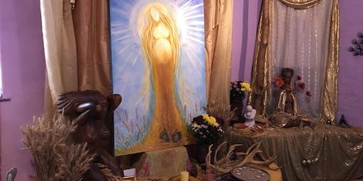 Goddess Ker/Lammas meditation workshop