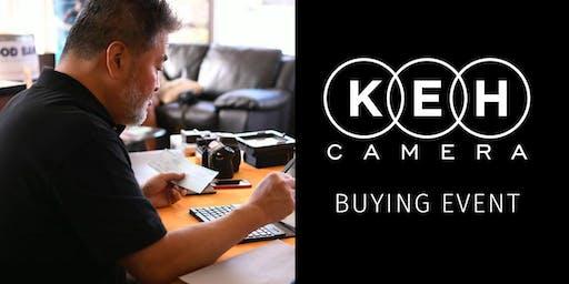 KEH Camera at Samy's Camera- Buying Event