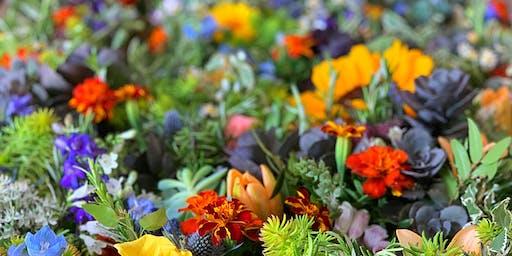 Local Farm Flower Workshop