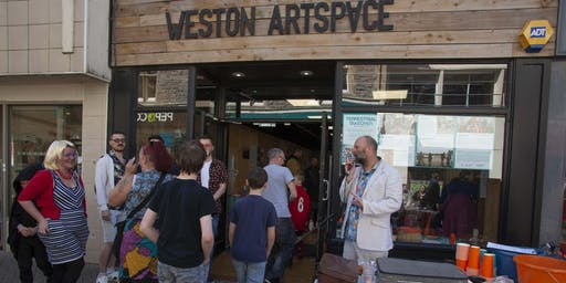 Weston Artspace Social Thursdays