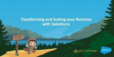Transforming and Scaling your Business with Salesforce