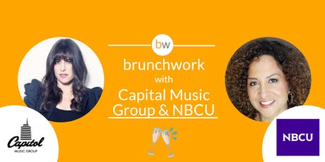 Capitol Music Group & NBCUniversal brunchwork tickets