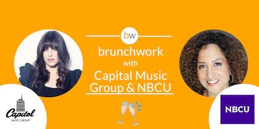 Capitol Music Group & NBCUniversal brunchwork