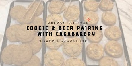 Cookie & Beer Pairing with Cakabakery  tickets