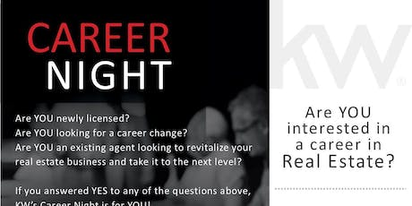 Career Night - Is Real Estate for You?  tickets
