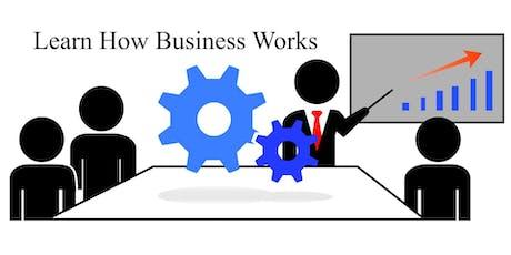 Business Basics--Business is a Team Effort tickets