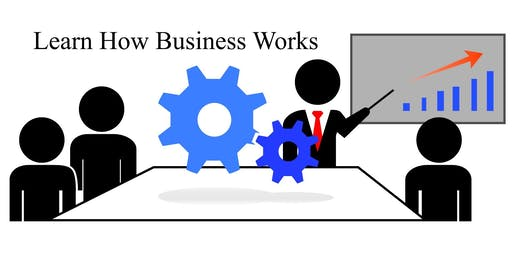 Business Basics--Business is a Team Effort