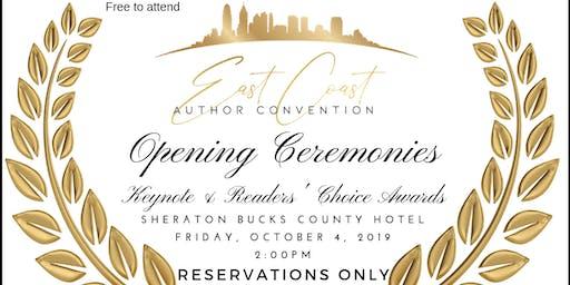 #ECAC19 Opening Ceremonies
